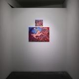 장파_Lady-X series_50 x 72.7 cm_22 x 27.3 cm_Oil on Canvas_2015
