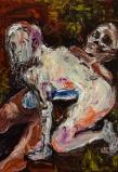 장파_낮의 유령들 series_25.8 x17.9 cm_Oil on Canvas_2014