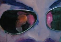 오용석_XXX _Cop_19cm x27cm_Oil on Canvas_2015