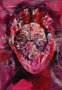 장파_Lady-X series_22.7 x 15.8 cm_Oil on Canvas_2015