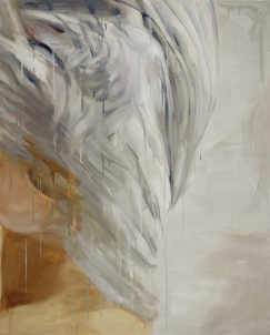 Untitled, Oil on linen, 162×130.3cm, 2013