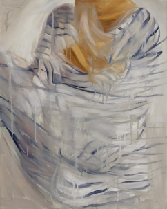 Untitled, Oil on linen, 91×72.7cm, 2013