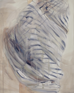 _Untitled, Oil on linen, 91×72.7cm, 2013