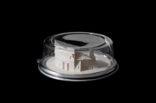architecture agaINst space len. 01 __lenticular_100x65cm_2014
