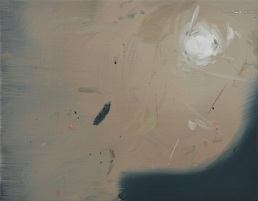 Drawing Series 25_2014_oil on canvas_27.3x34.8cm