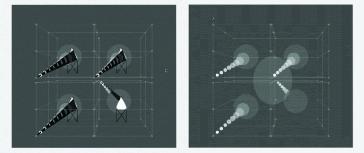 기계적 체조 시리즈, 3D computer animation, Stills, hyeran kim, 2015