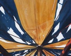 Rain or Shine, 73x91cm, Acrylic on linen, 2015