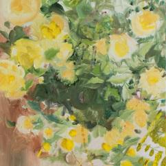 노랑1_ oil on canvas_ 60.6x45.5cm_ 2015