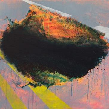 파경2- oil on canvas_ 100x80.3cm_ 2015