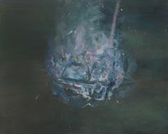 폭염_ oil on canvas_ 100x80.3cm_ 2015