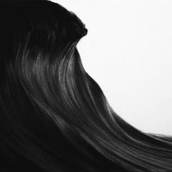 높은 시간, charcoal on paper, 30x45cm, 2015